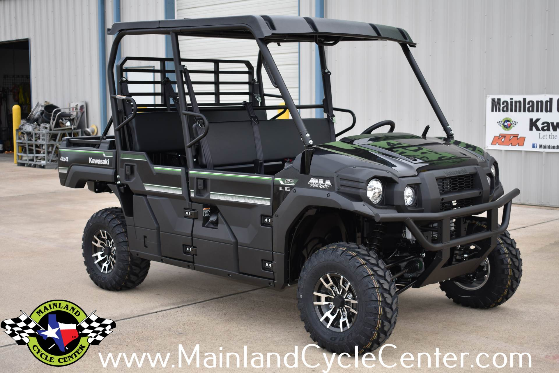 2019 Kawasaki Mule PRO-FXT EPS LE for sale 2116