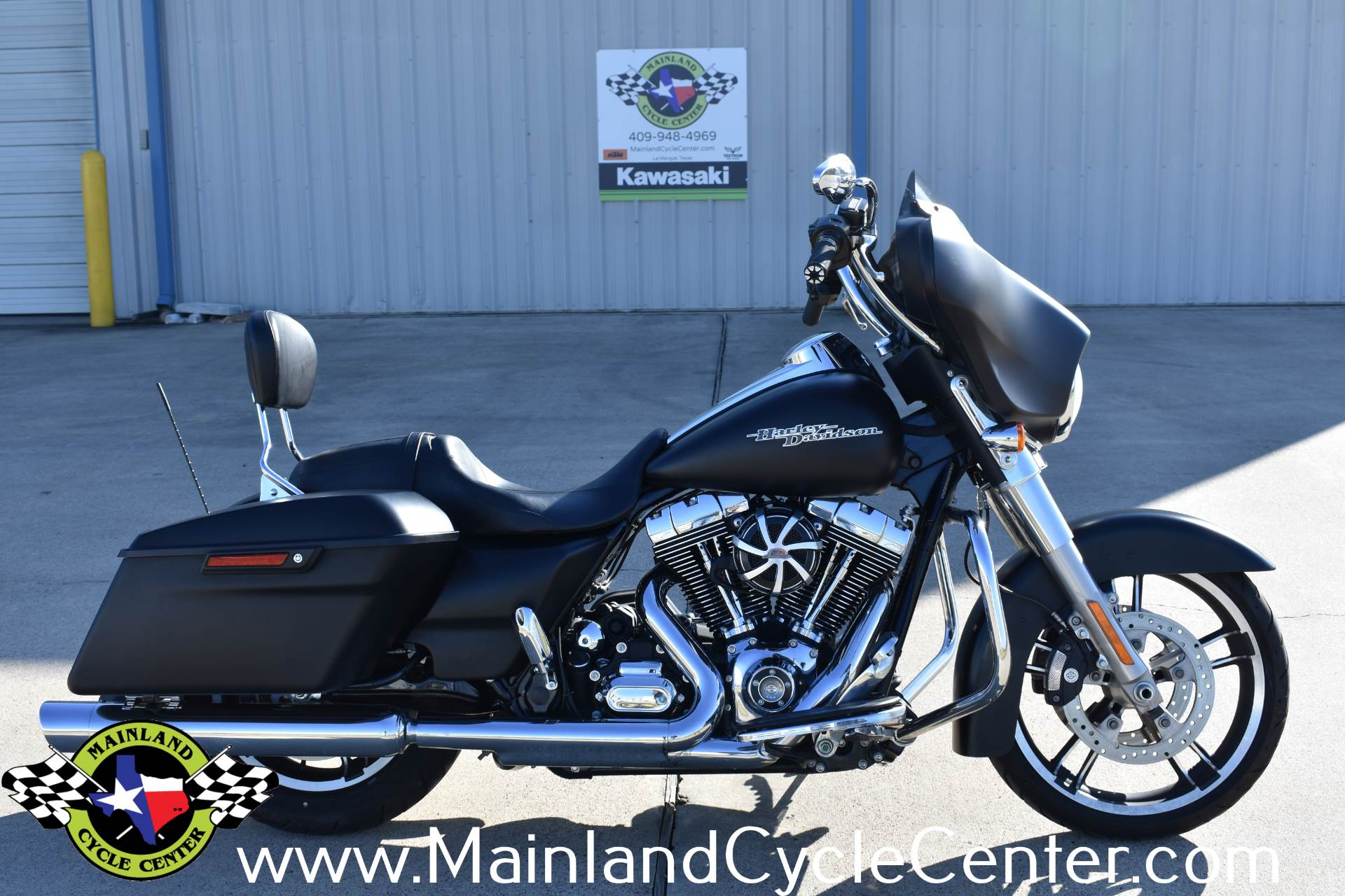 2016 Harley-Davidson Street Glide for sale 3542