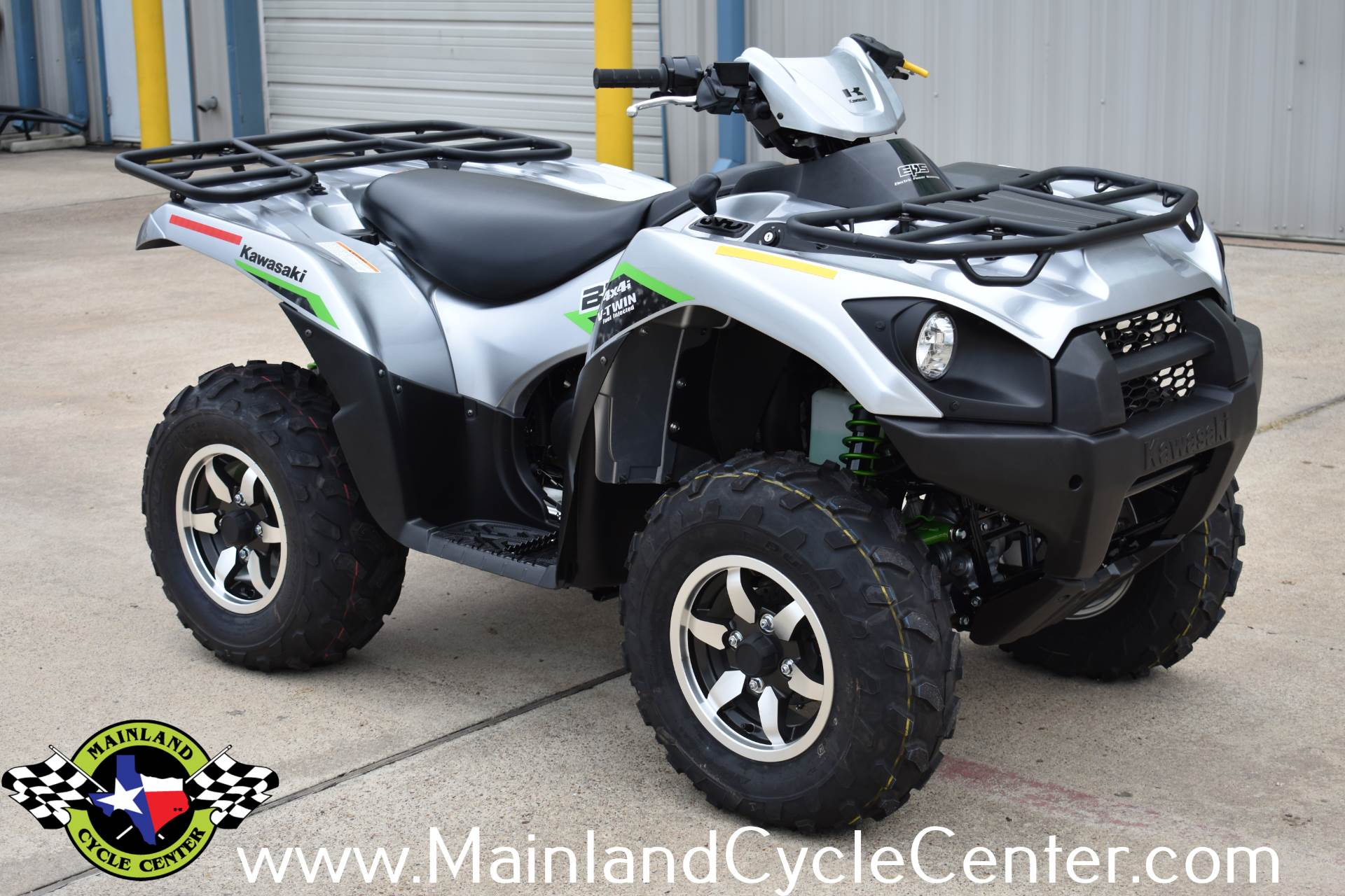 size 40 9d7c3 30342 2019 Kawasaki Brute Force 750 4x4i EPS in La Marque, Texas - Photo 1