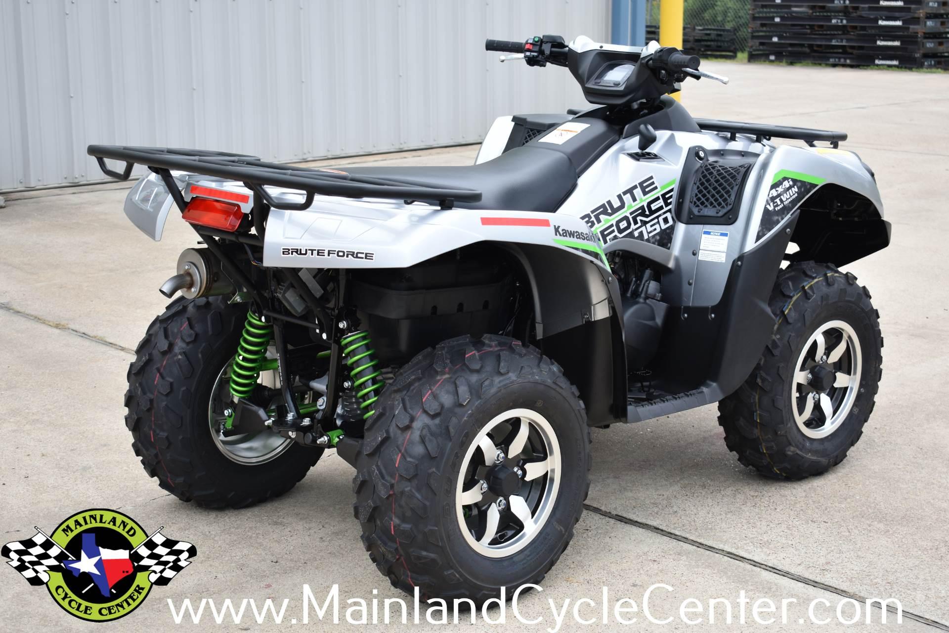 official photos 22e94 4a472 2019 Kawasaki Brute Force 750 4x4i EPS in La Marque, Texas - Photo 3