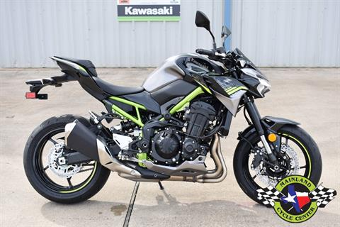 2020 Kawasaki Z900 ABS in La Marque, Texas - Photo 1