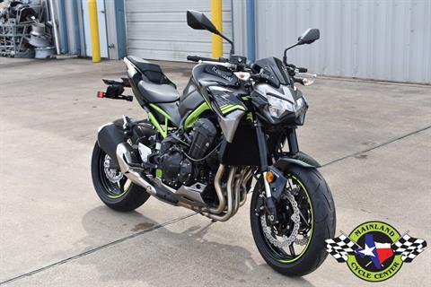 2020 Kawasaki Z900 ABS in La Marque, Texas - Photo 3