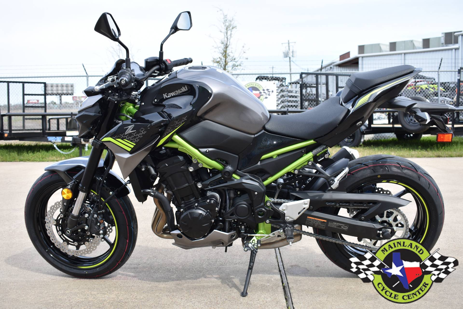 2020 Kawasaki Z900 ABS in La Marque, Texas - Photo 5