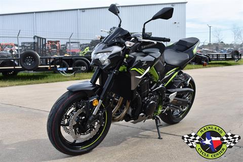 2020 Kawasaki Z900 ABS in La Marque, Texas - Photo 6