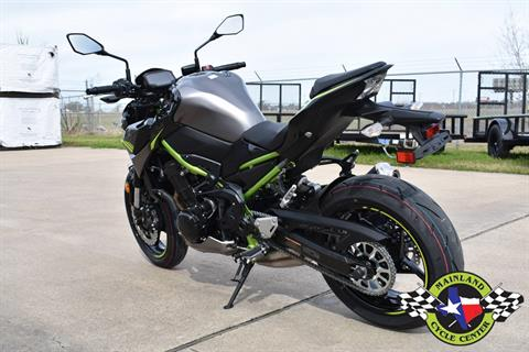 2020 Kawasaki Z900 ABS in La Marque, Texas - Photo 7
