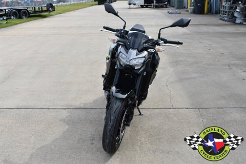 2020 Kawasaki Z900 ABS in La Marque, Texas - Photo 9