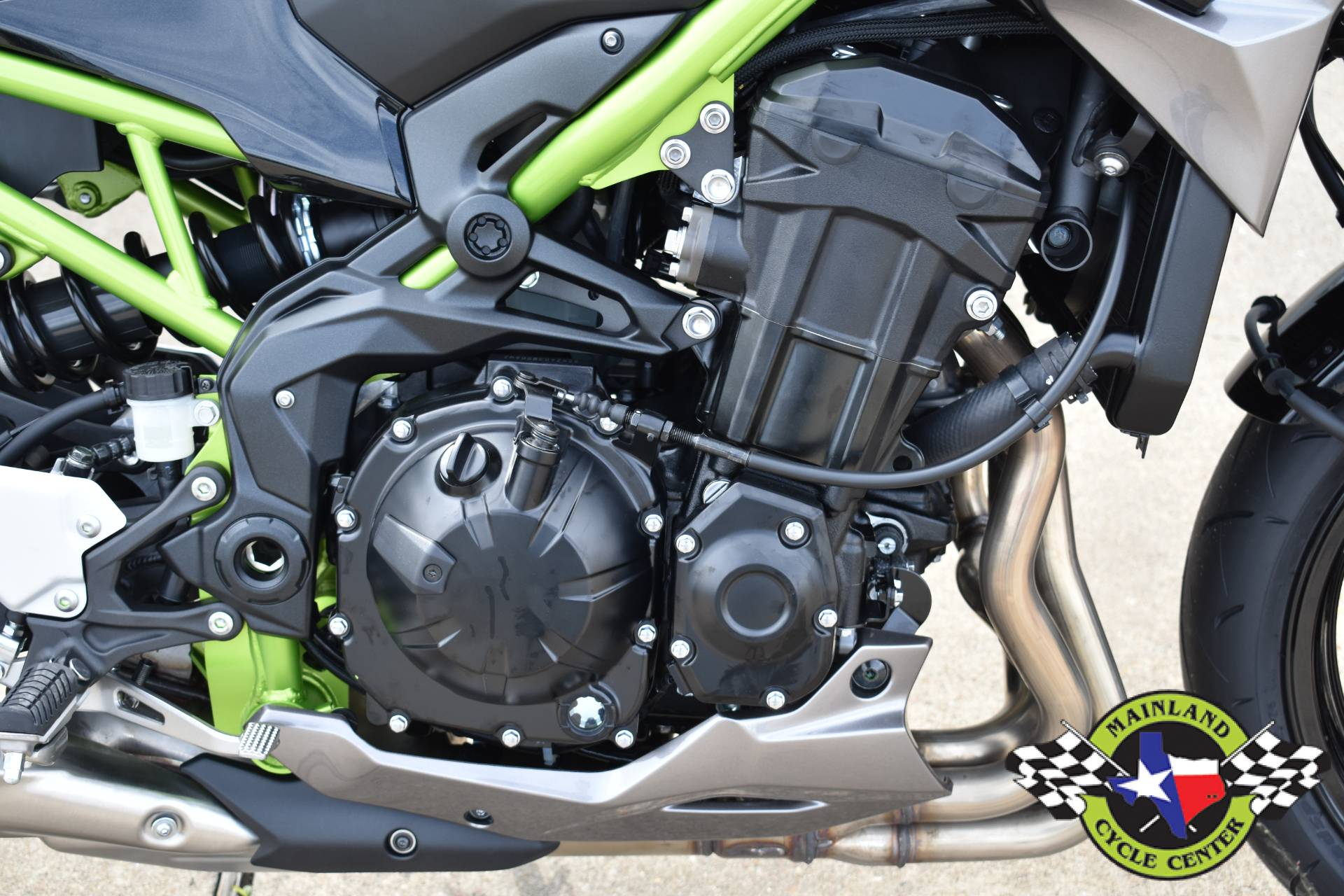 2020 Kawasaki Z900 ABS in La Marque, Texas - Photo 11