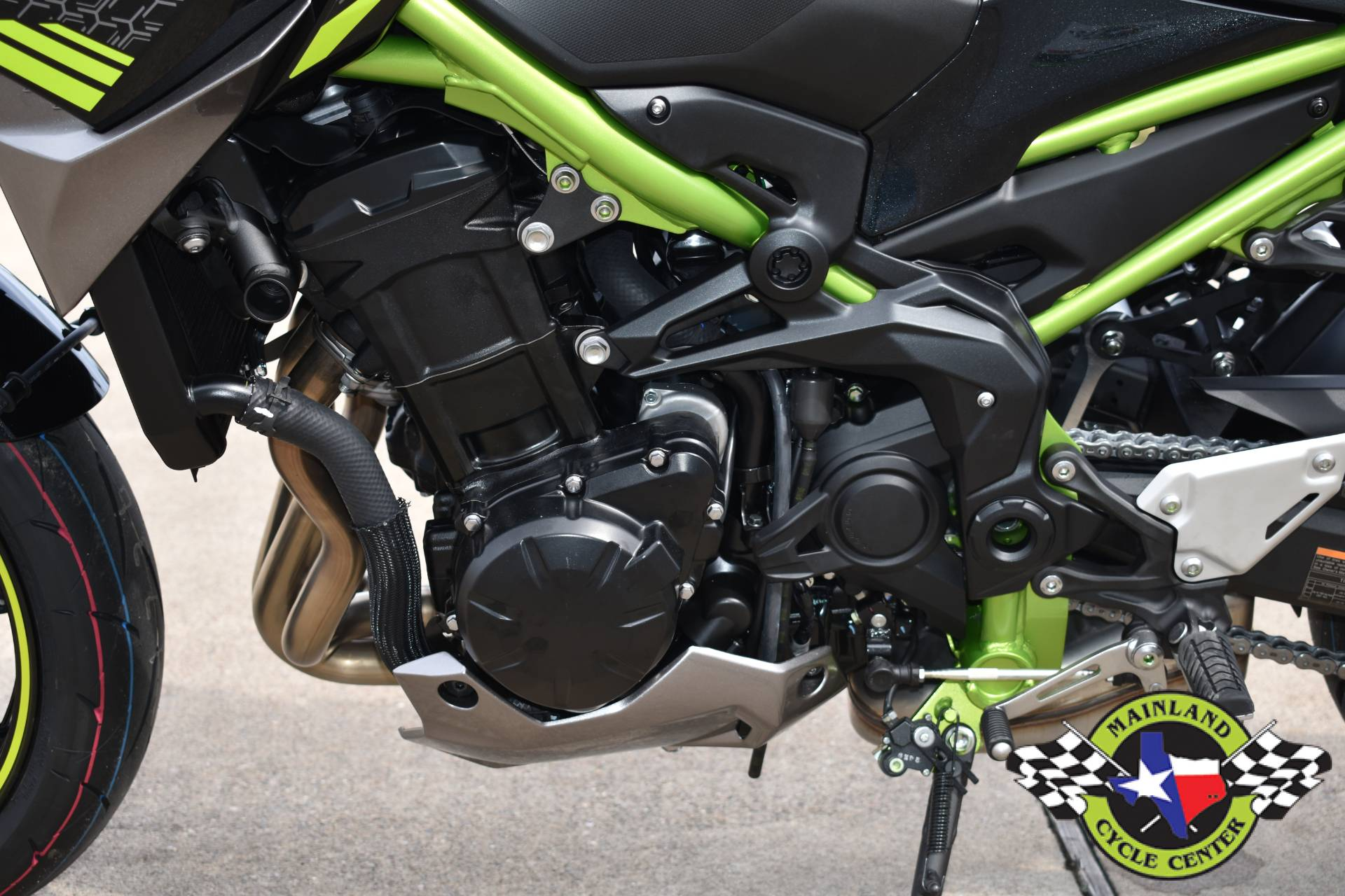 2020 Kawasaki Z900 ABS in La Marque, Texas - Photo 16