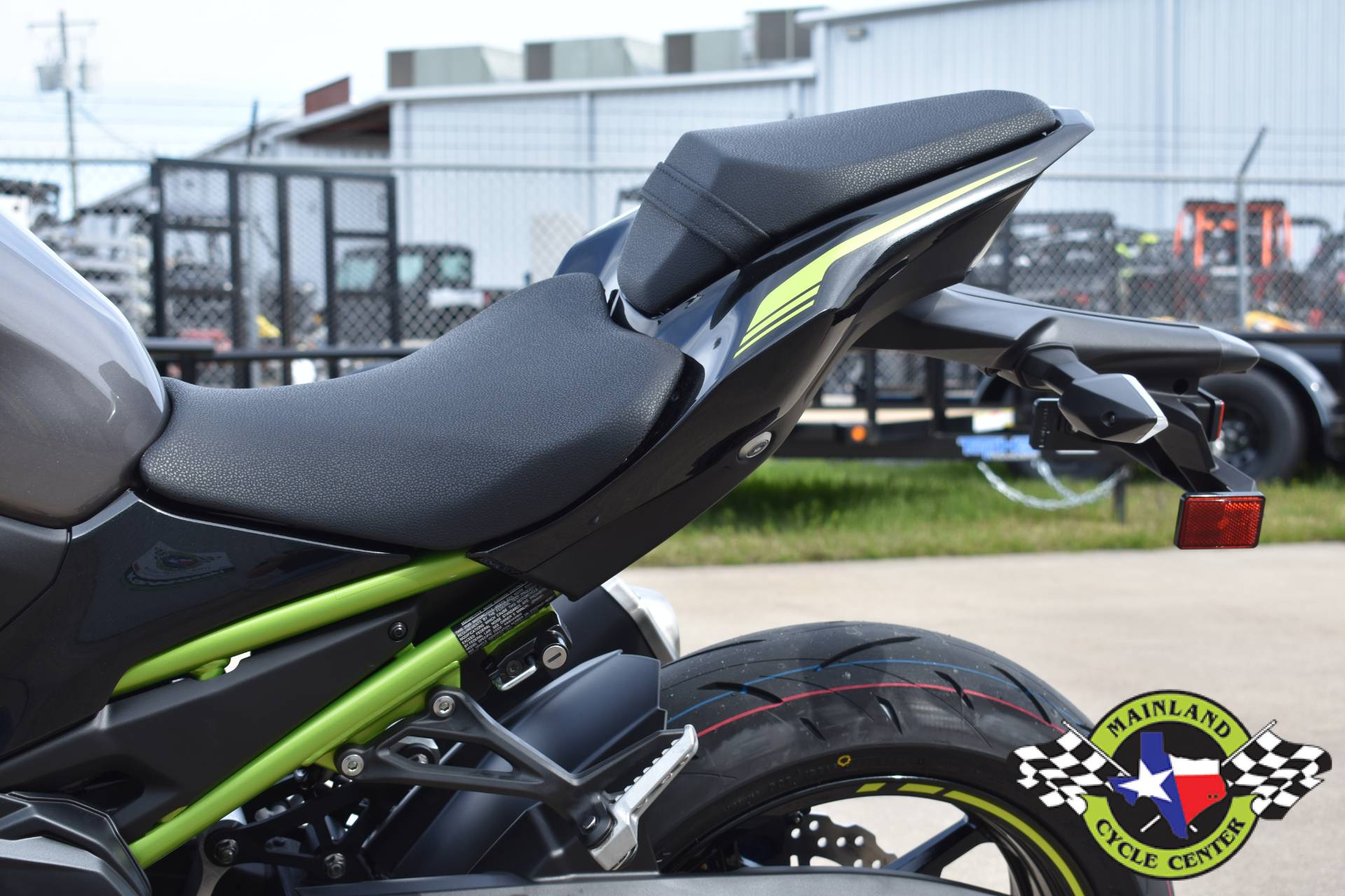 2020 Kawasaki Z900 ABS in La Marque, Texas - Photo 18