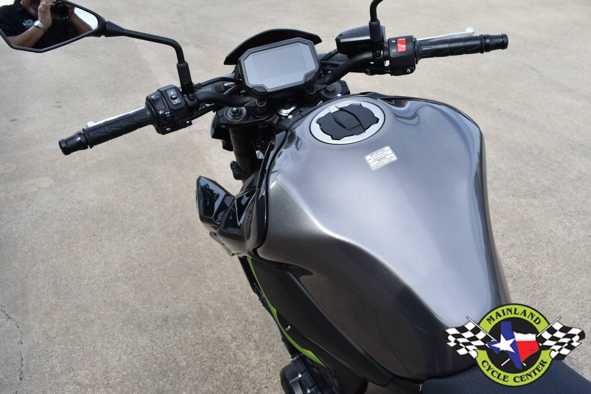 2020 Kawasaki Z900 ABS in La Marque, Texas - Photo 22