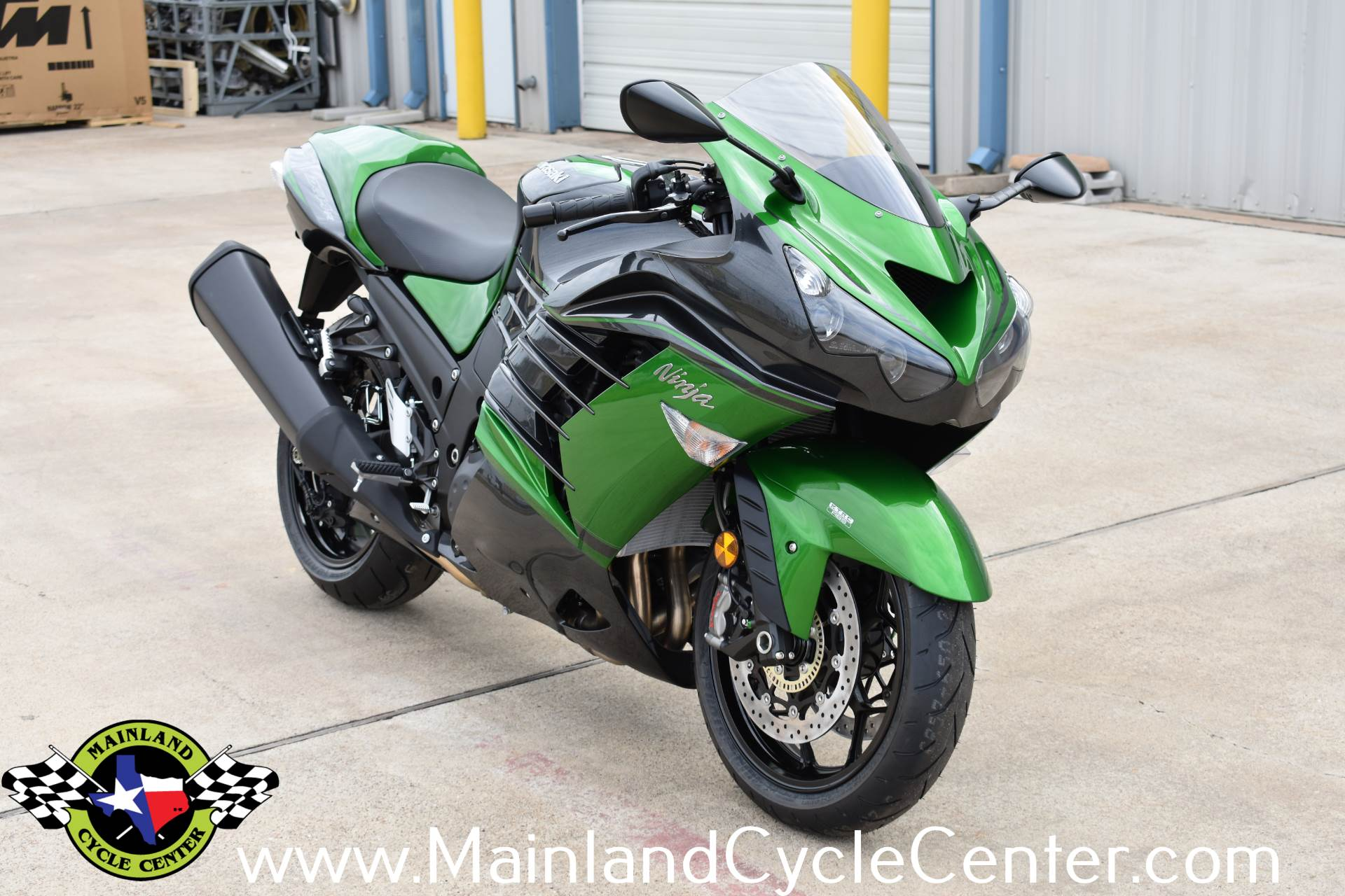2018 Kawasaki Ninja ZX-14R ABS SE for sale 2758