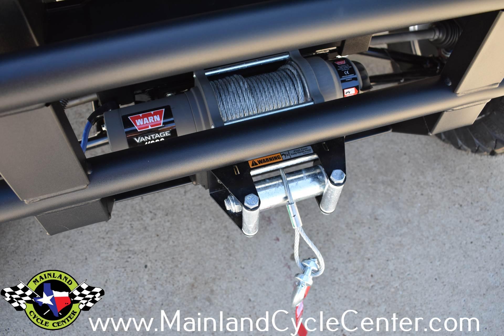 2020 Kawasaki Mule PRO-FXT Ranch Edition 12