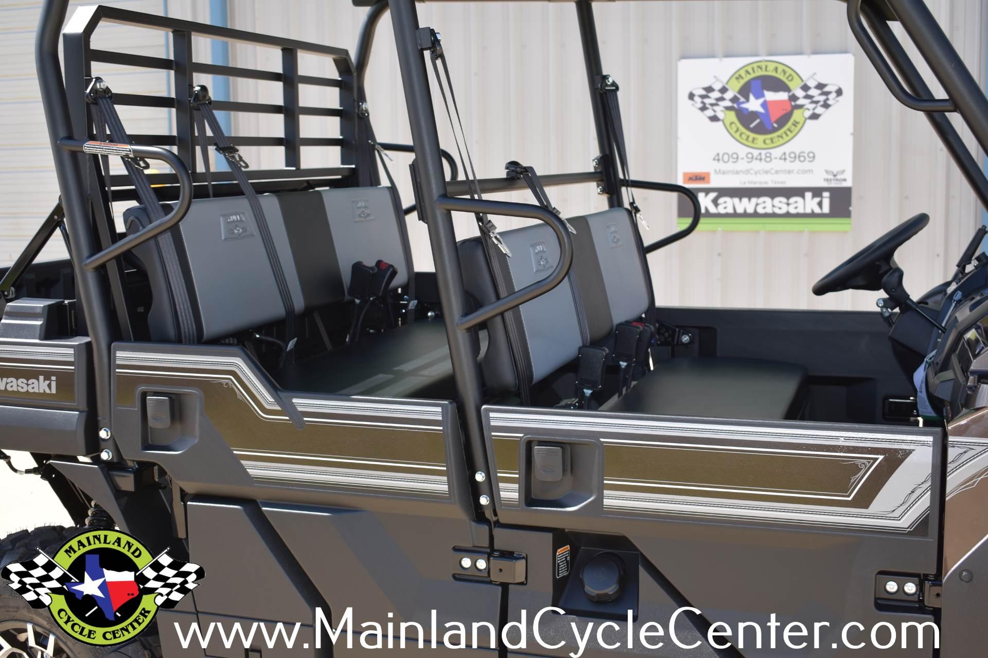 2020 Kawasaki Mule PRO-FXT Ranch Edition 10
