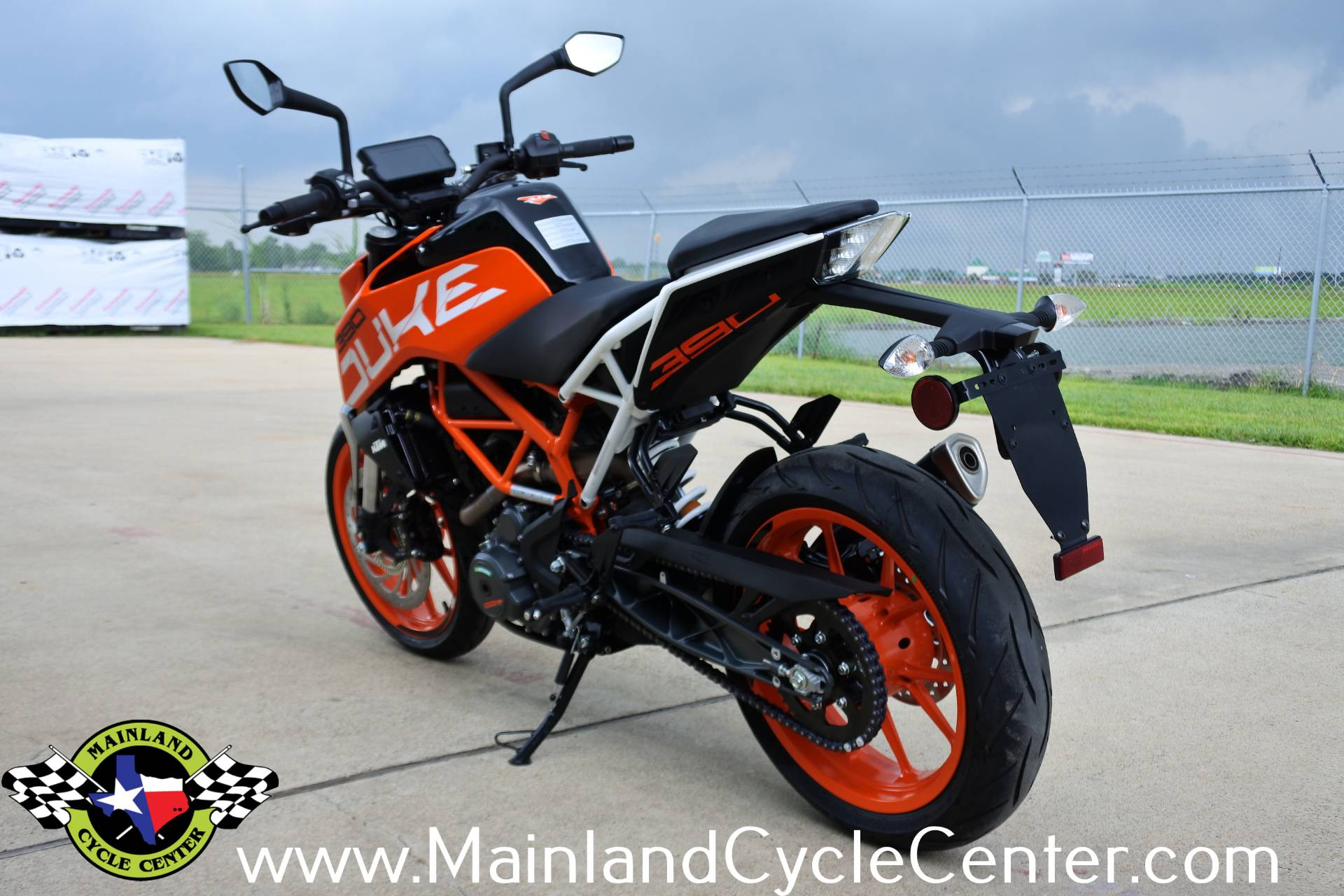 2020 KTM 390 Duke in La Marque, Texas - Photo 6