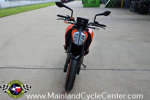 2020 KTM 390 Duke in La Marque, Texas - Photo 8