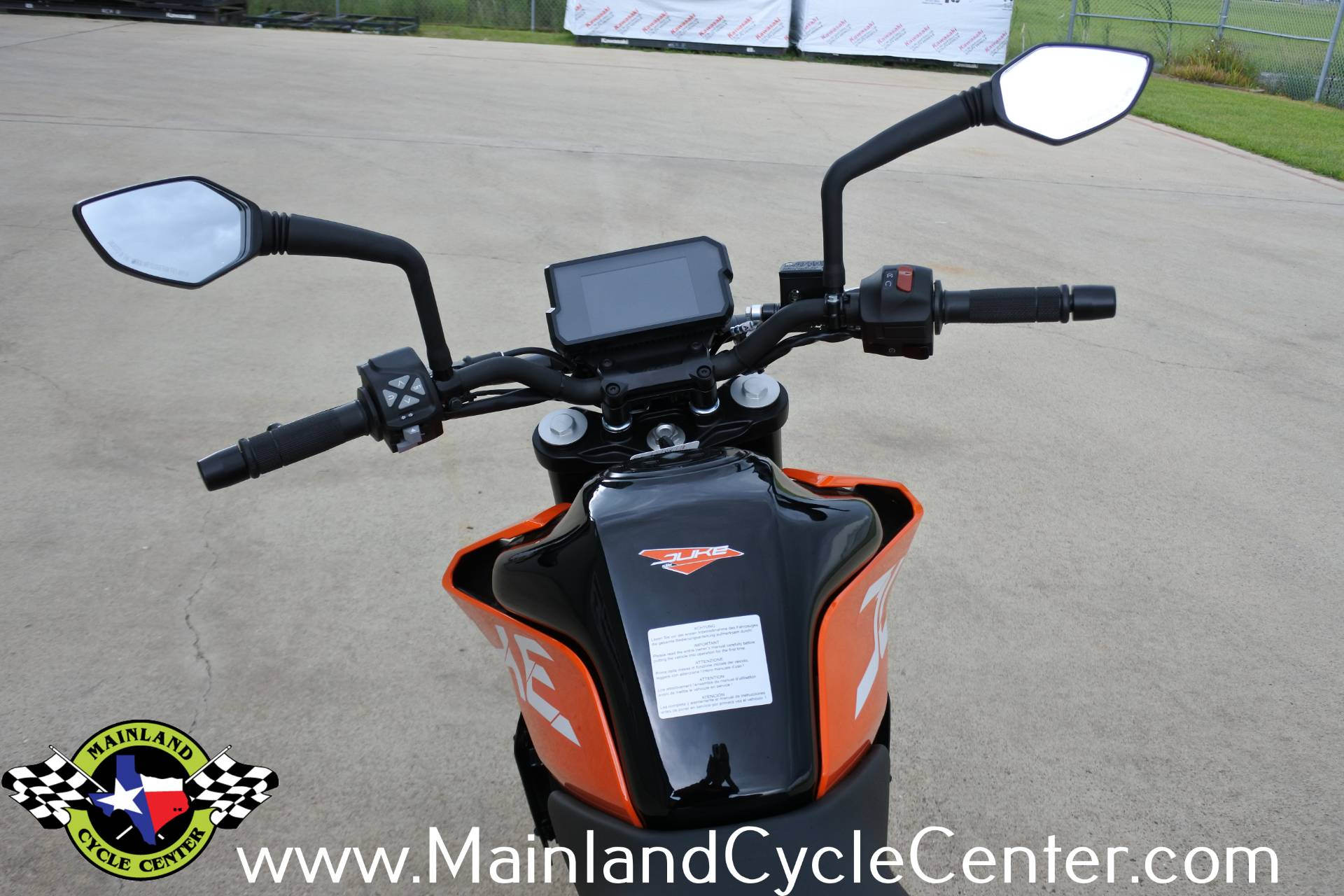2020 KTM 390 Duke in La Marque, Texas - Photo 22