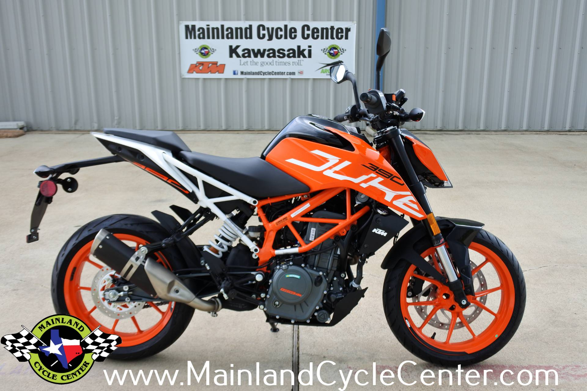 2020 KTM 390 Duke in La Marque, Texas - Photo 1