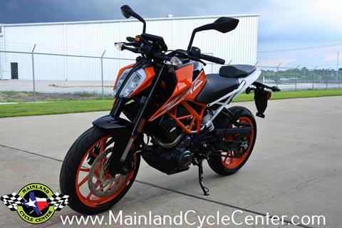2020 KTM 390 Duke in La Marque, Texas - Photo 5