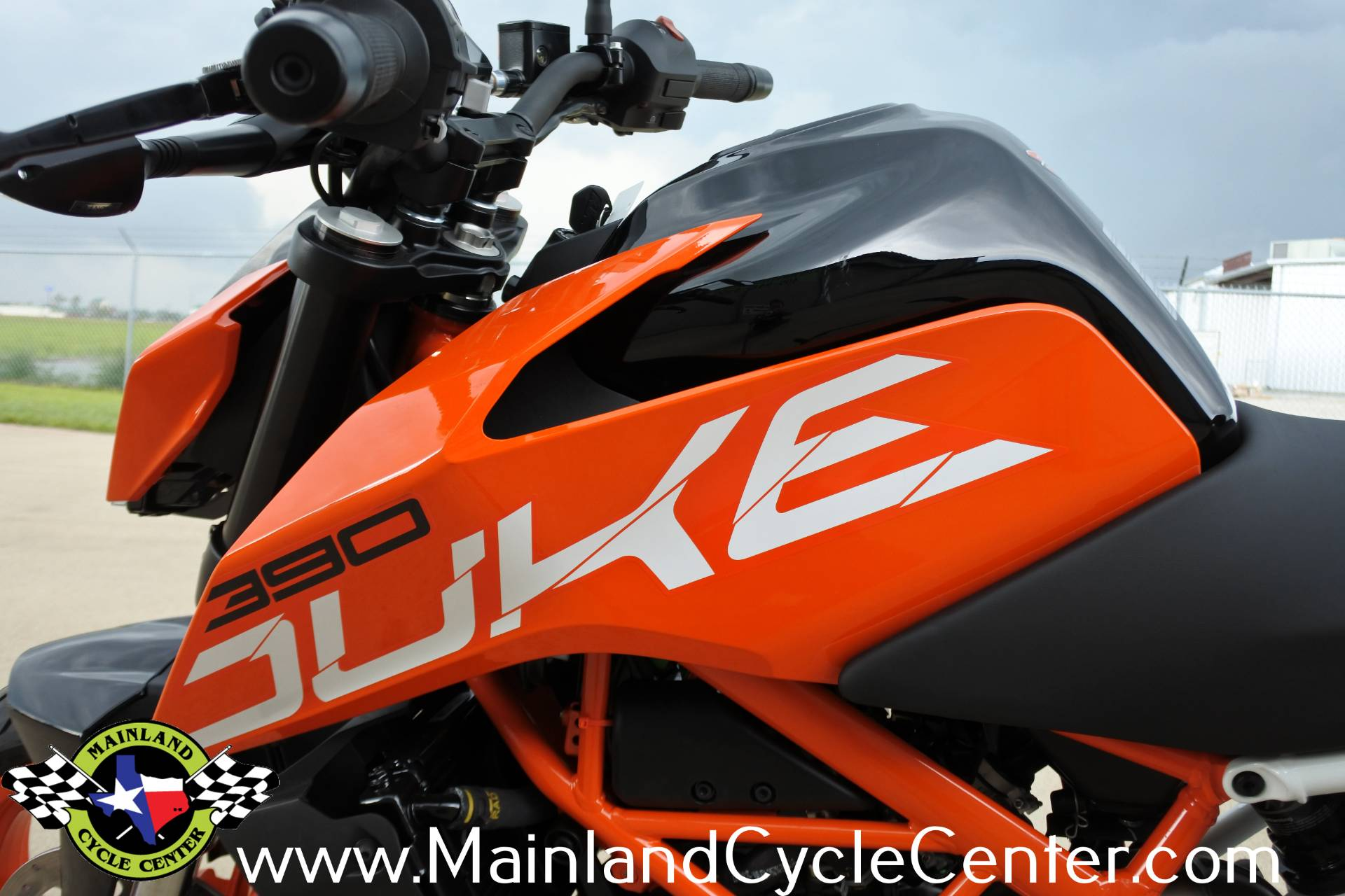 2020 KTM 390 Duke in La Marque, Texas - Photo 16