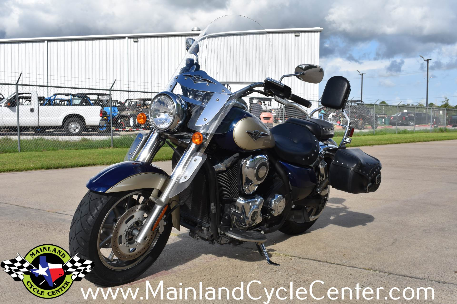 2009 Kawasaki Vulcan 1700 Classic LT in La Marque, Texas - Photo 5