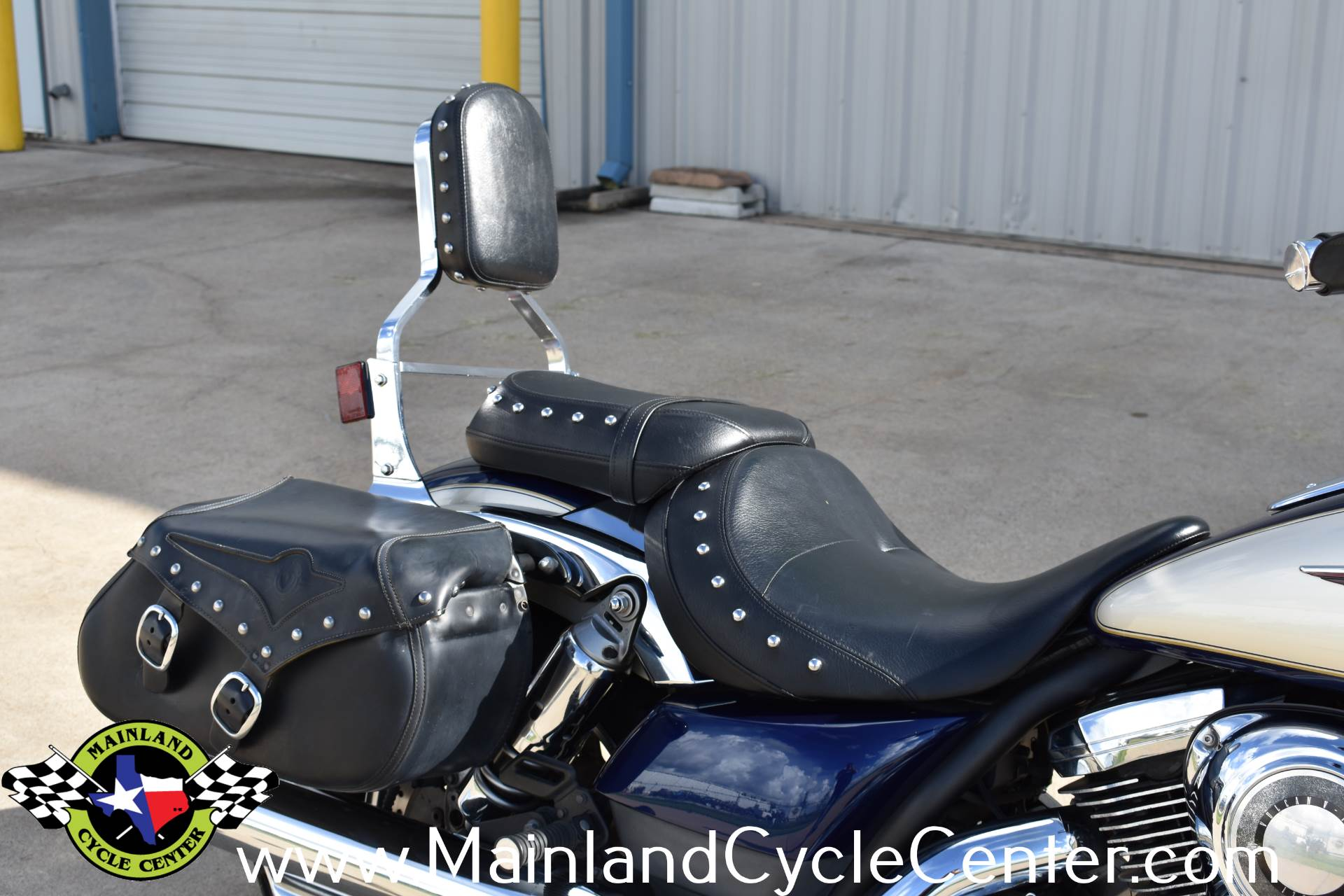 2009 Kawasaki Vulcan 1700 Classic LT in La Marque, Texas - Photo 11