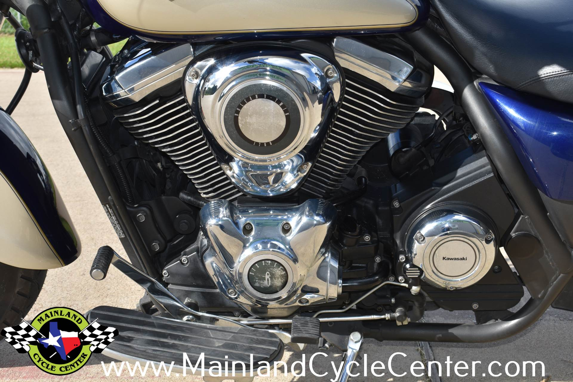 2009 Kawasaki Vulcan 1700 Classic LT in La Marque, Texas - Photo 12