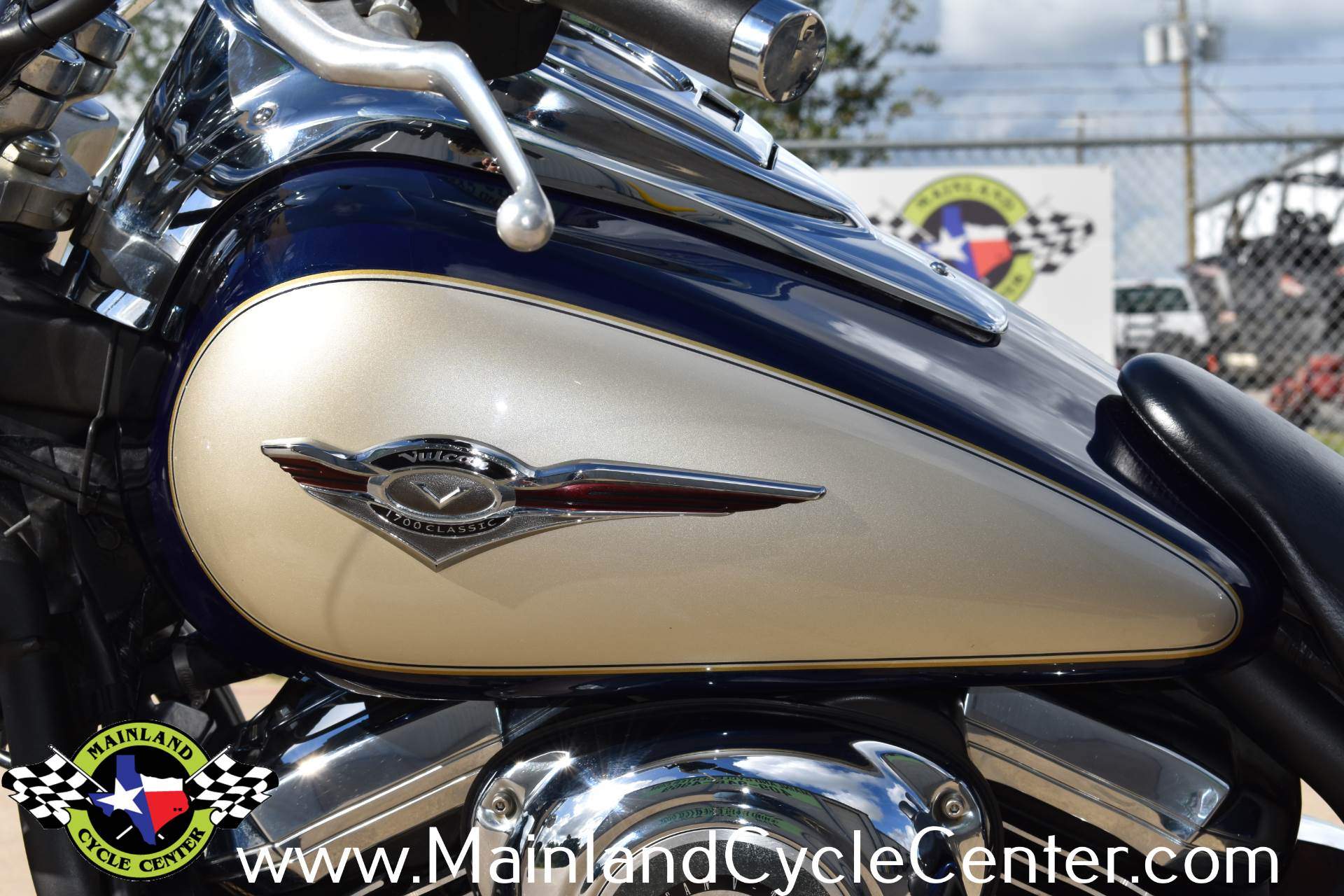 2009 Kawasaki Vulcan 1700 Classic LT in La Marque, Texas - Photo 13