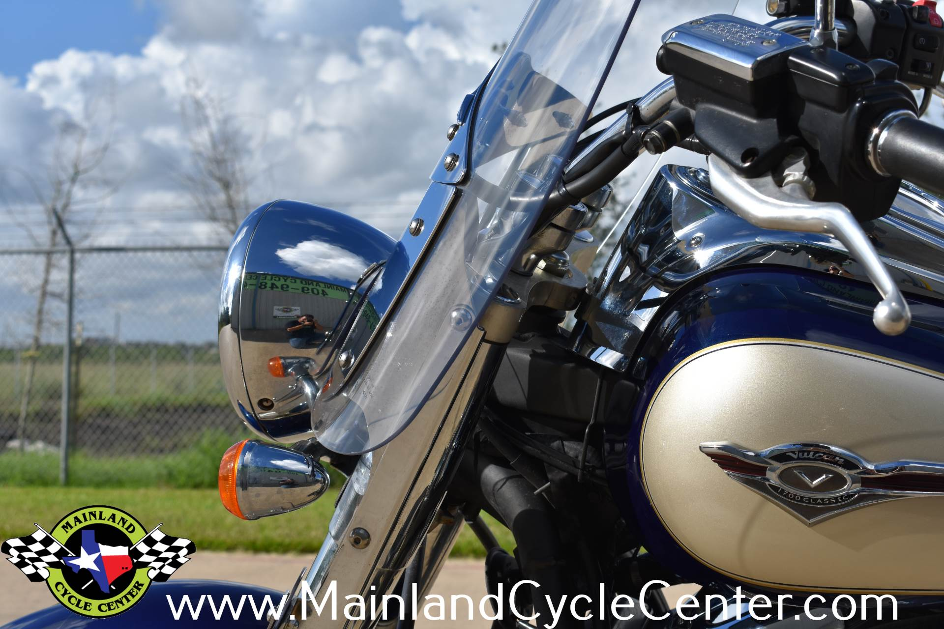 2009 Kawasaki Vulcan 1700 Classic LT in La Marque, Texas - Photo 15