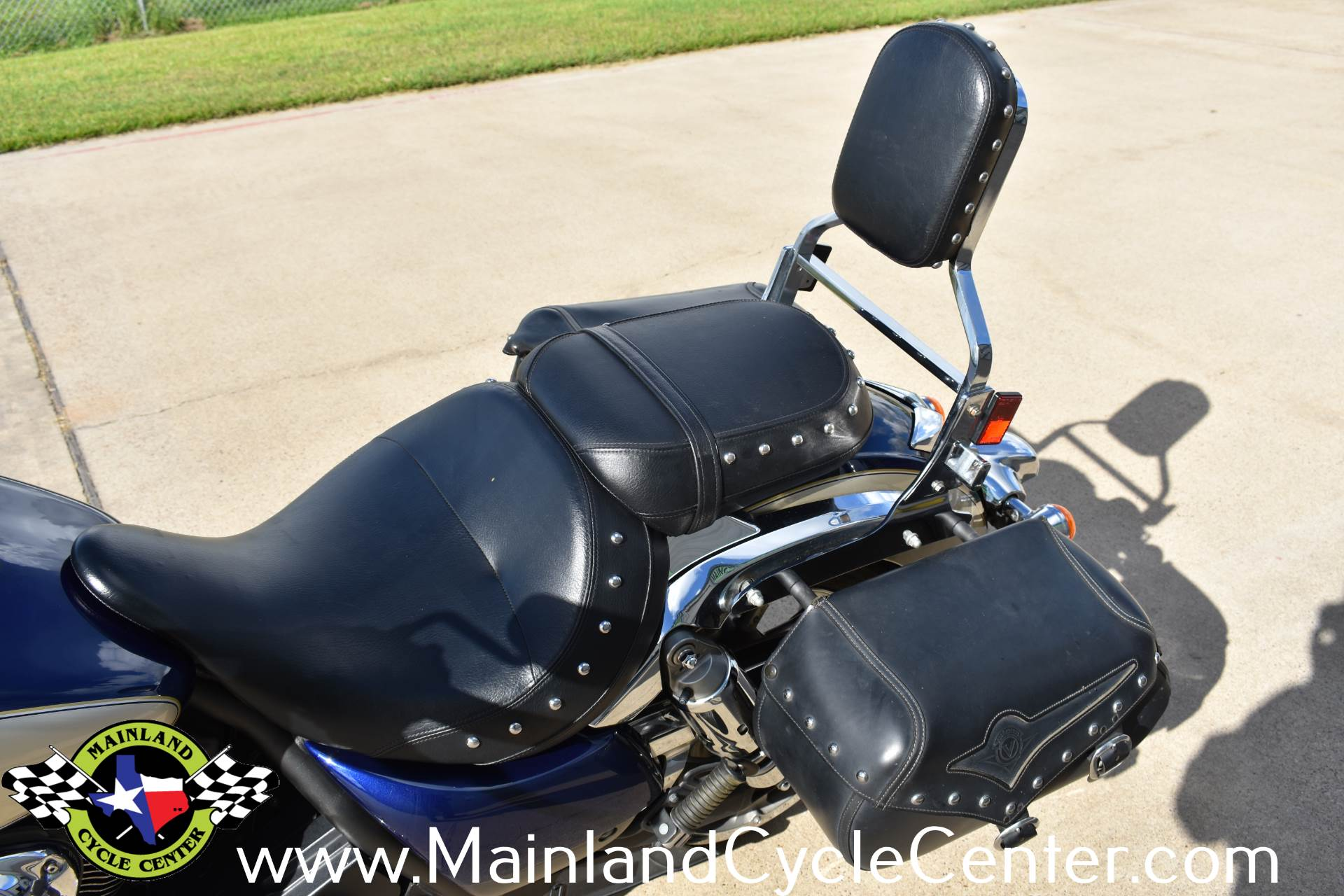 2009 Kawasaki Vulcan 1700 Classic LT in La Marque, Texas - Photo 17