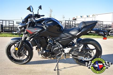 2020 Kawasaki Z650 ABS in La Marque, Texas - Photo 4