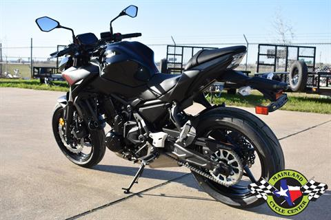 2020 Kawasaki Z650 ABS in La Marque, Texas - Photo 6