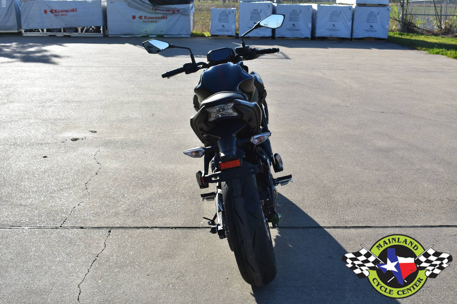 2020 Kawasaki Z650 ABS in La Marque, Texas - Photo 7