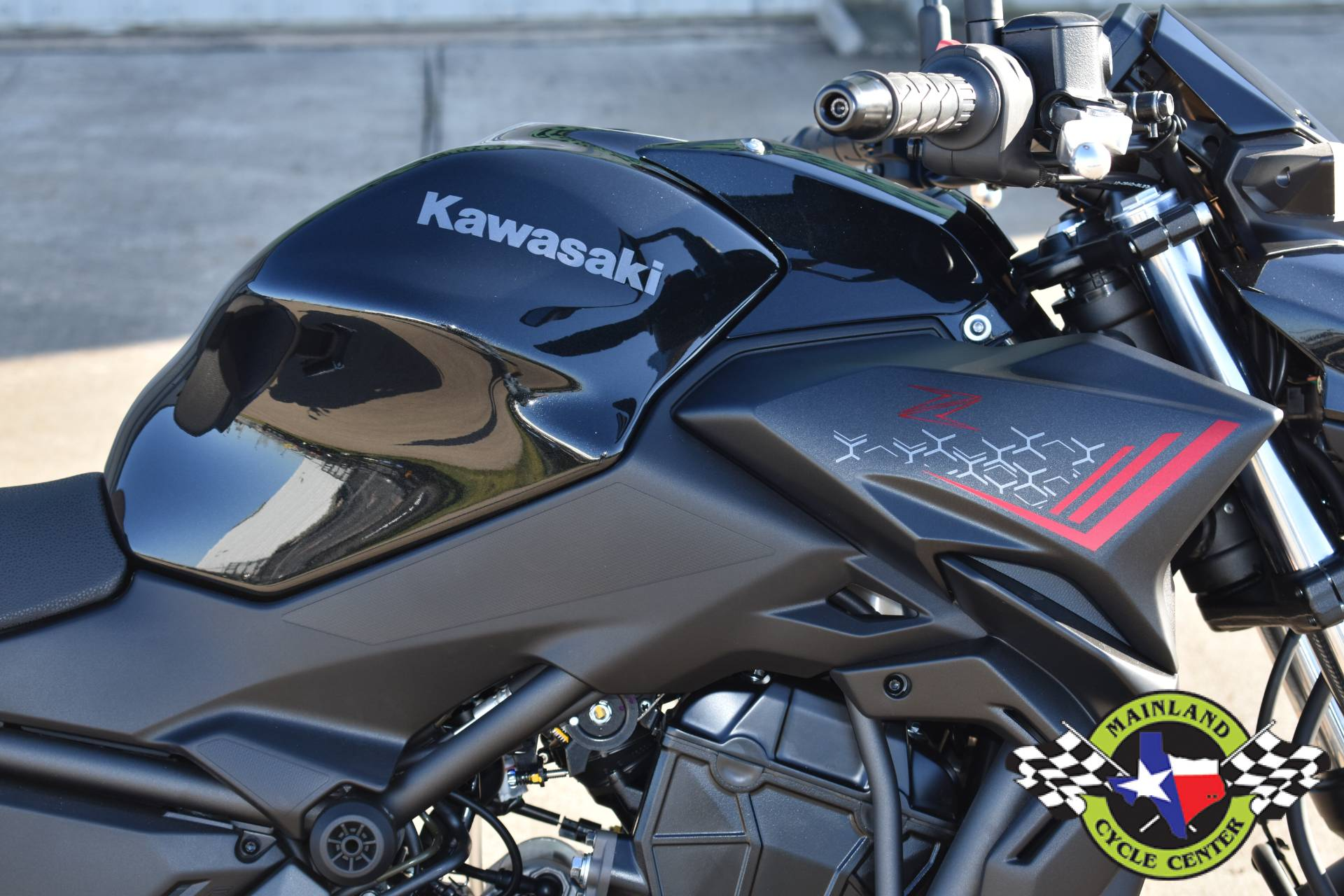2020 Kawasaki Z650 ABS in La Marque, Texas - Photo 10