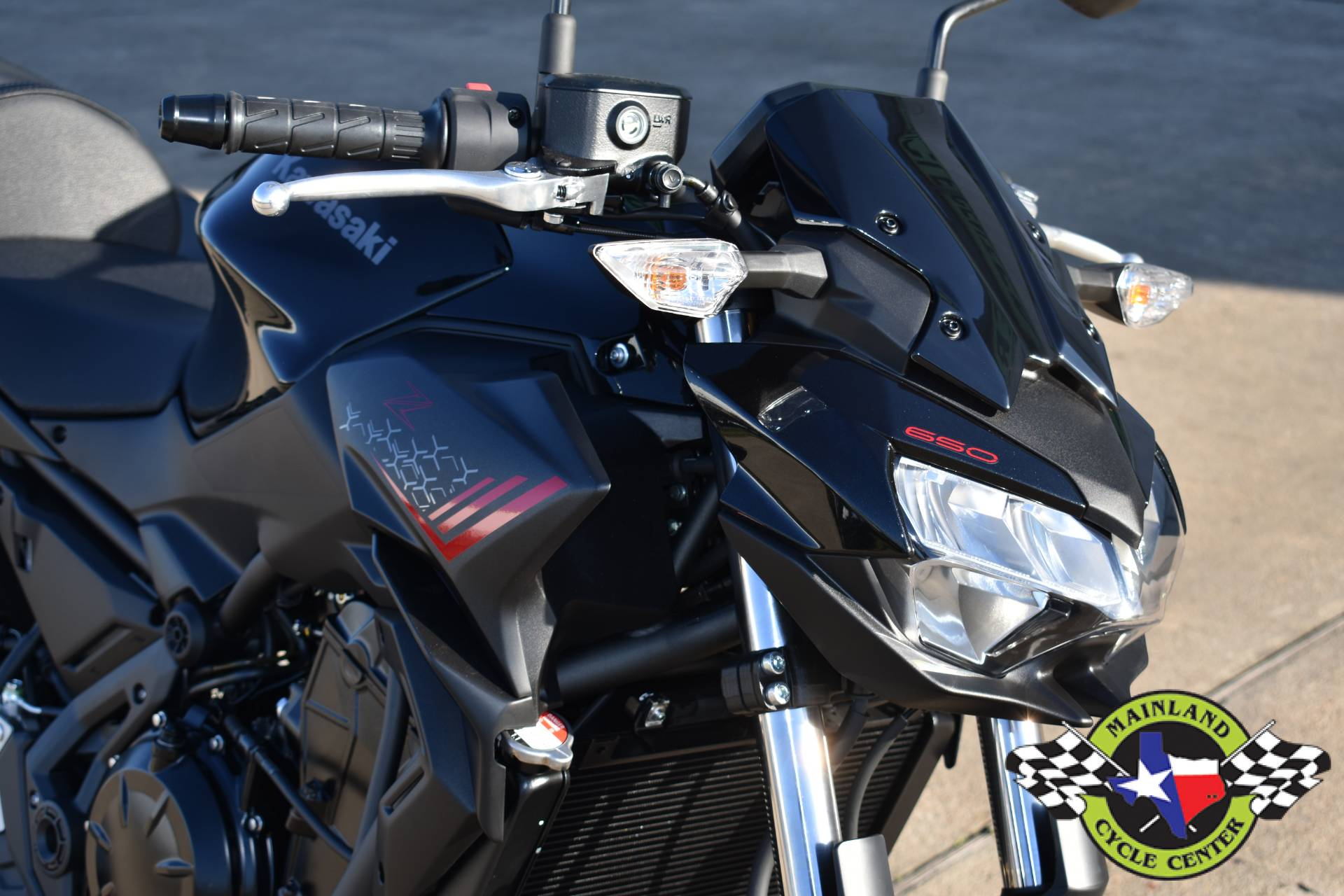 2020 Kawasaki Z650 ABS in La Marque, Texas - Photo 11