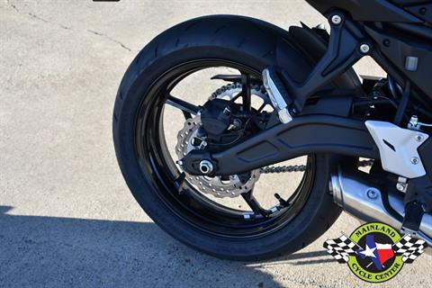 2020 Kawasaki Z650 ABS in La Marque, Texas - Photo 14