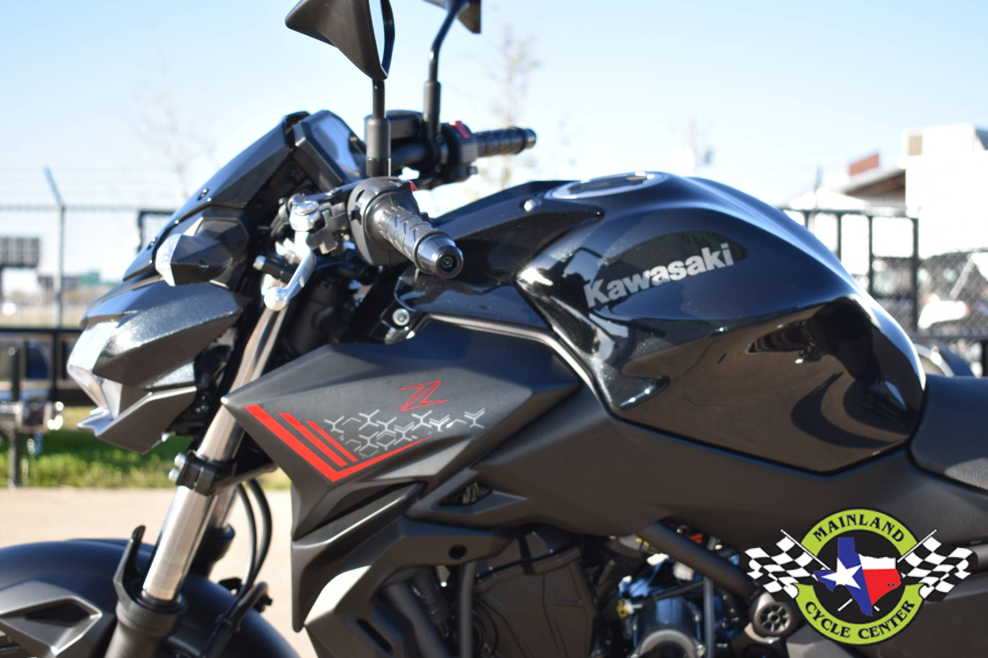2020 Kawasaki Z650 ABS in La Marque, Texas - Photo 16