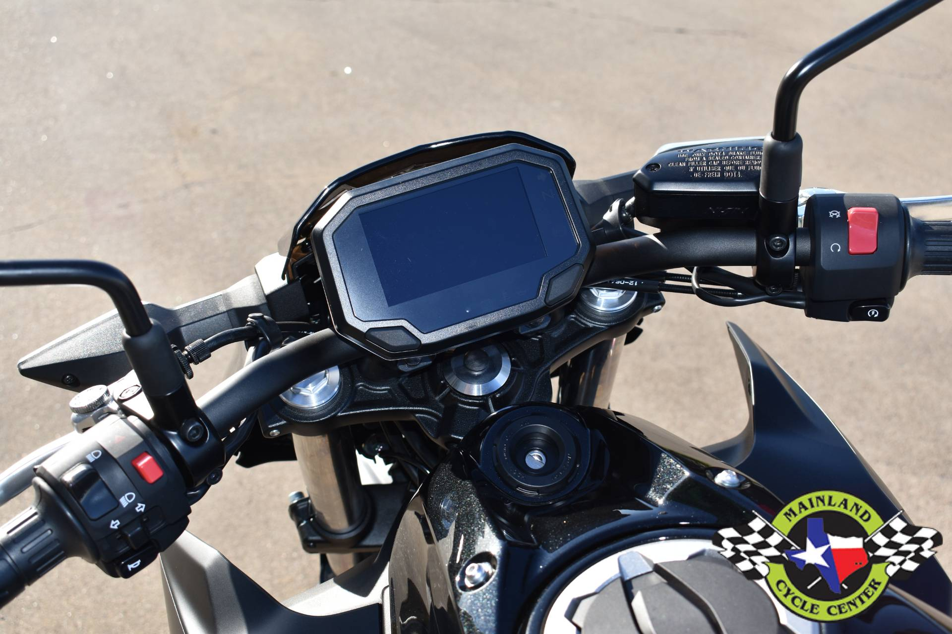 2020 Kawasaki Z650 ABS in La Marque, Texas - Photo 22