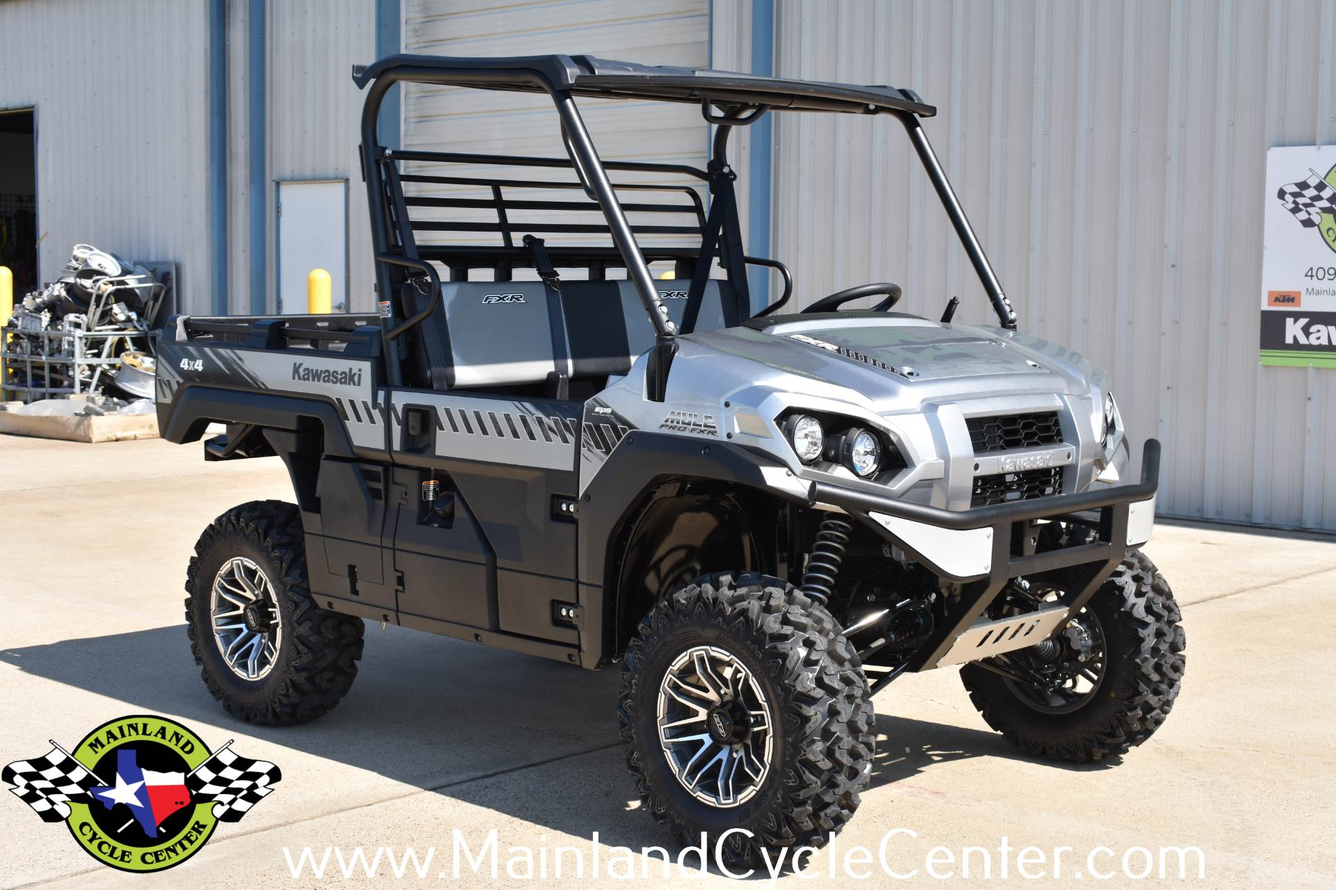 2019 Kawasaki Mule PRO-FXR in La Marque, Texas - Photo 3