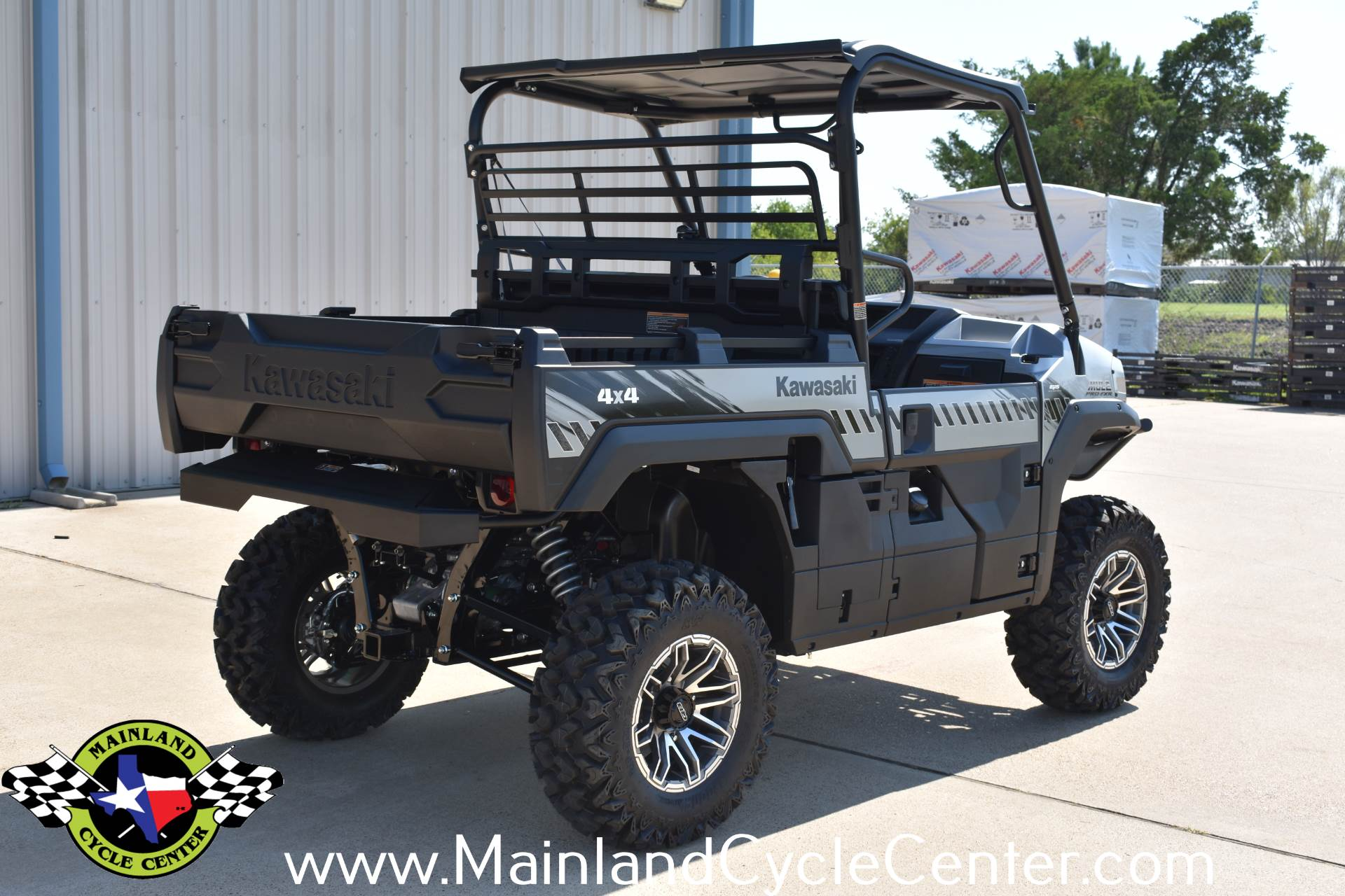 2019 Kawasaki Mule PRO-FXR in La Marque, Texas - Photo 4