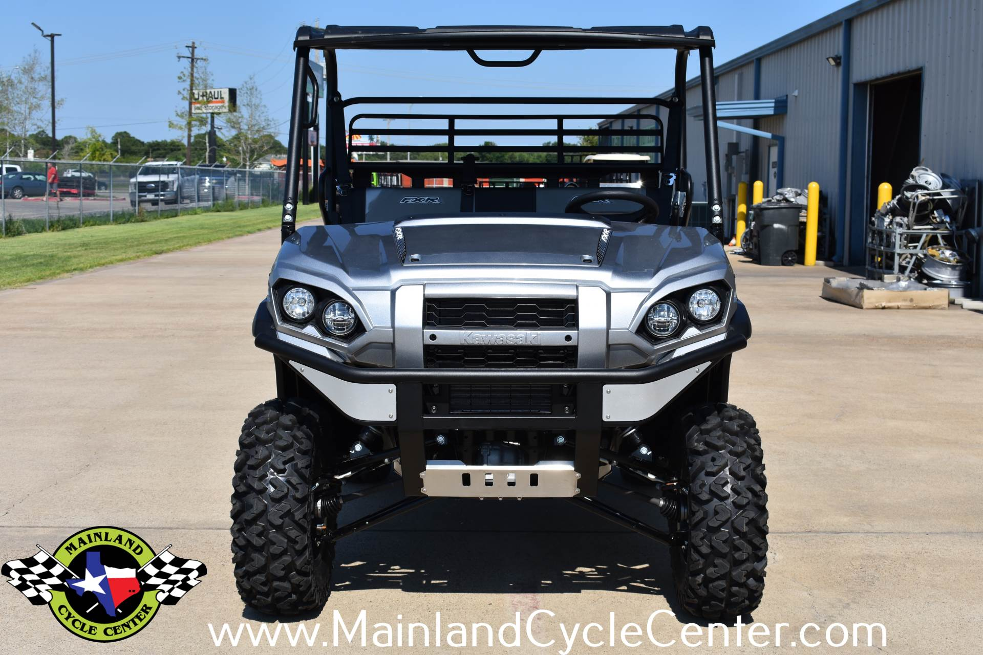 2019 Kawasaki Mule PRO-FXR in La Marque, Texas - Photo 9