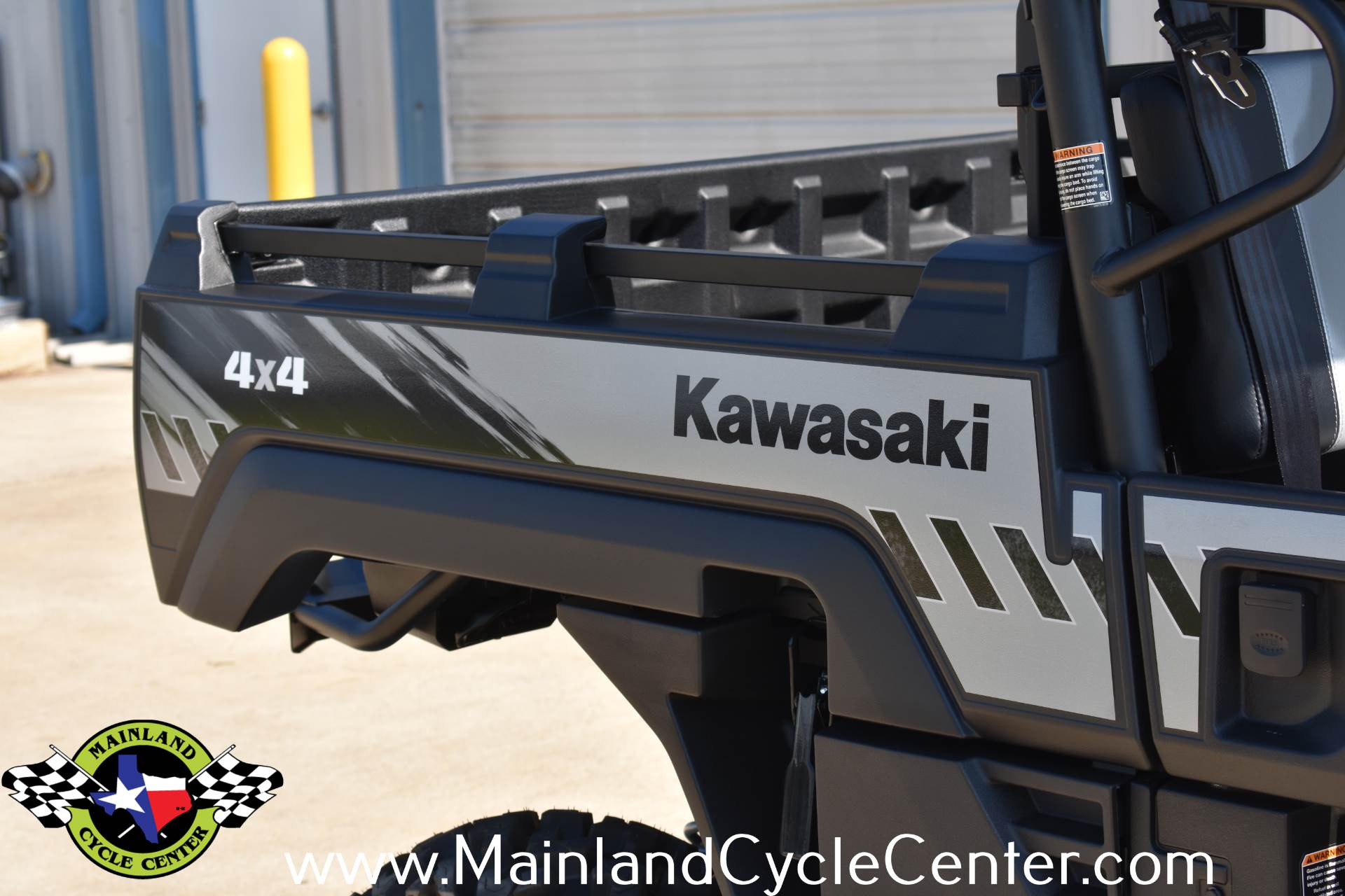 2019 Kawasaki Mule PRO-FXR in La Marque, Texas - Photo 12