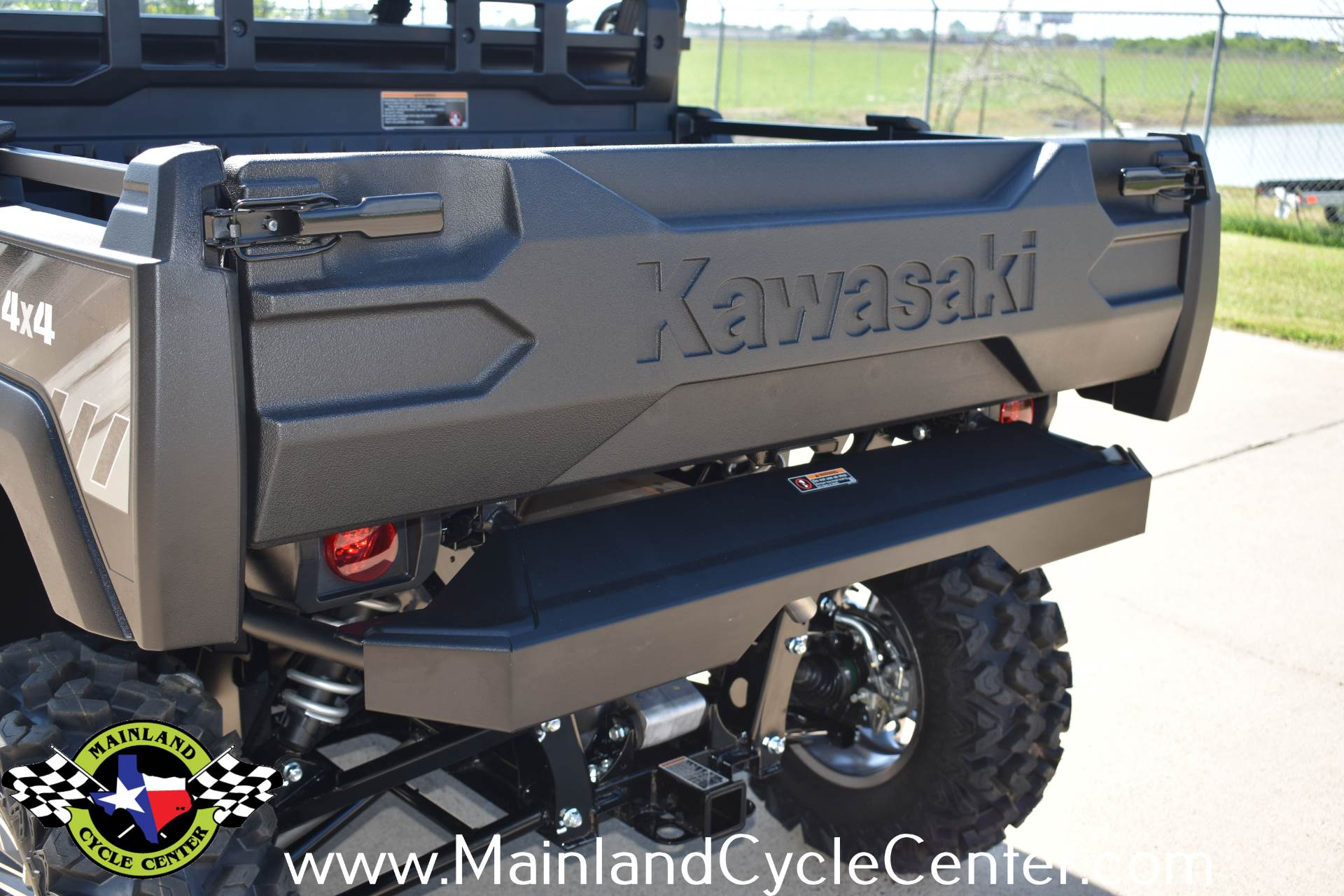 2019 Kawasaki Mule PRO-FXR in La Marque, Texas - Photo 15