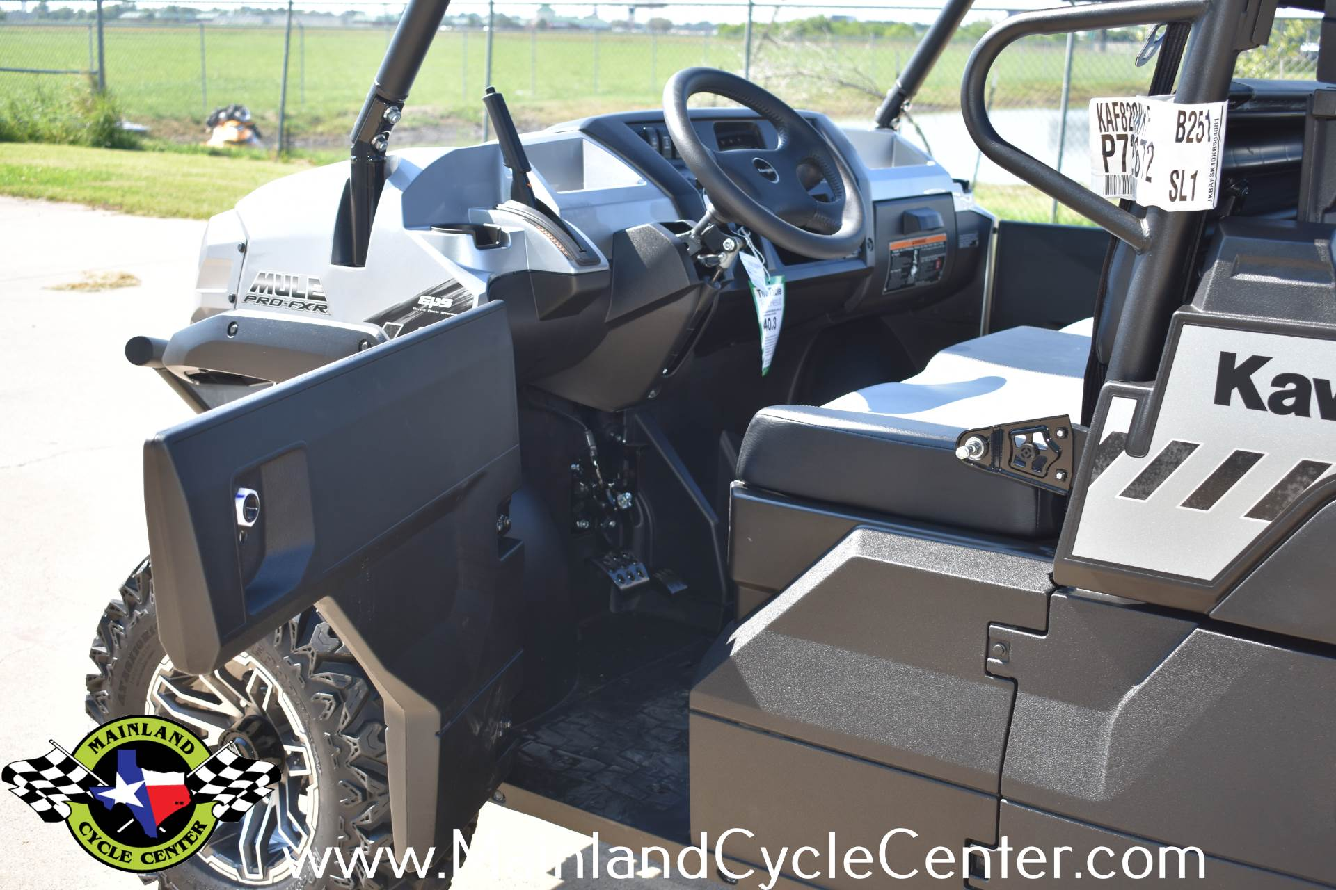 2019 Kawasaki Mule PRO-FXR in La Marque, Texas - Photo 17