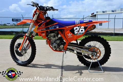 2017 KTM 250 SX-F Factory Edition in La Marque, Texas