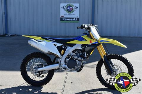 2018 Suzuki RM-Z450 in La Marque, Texas - Photo 1