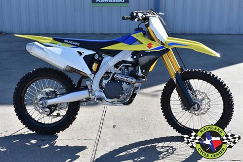 2018 Suzuki RM-Z450 in La Marque, Texas - Photo 2