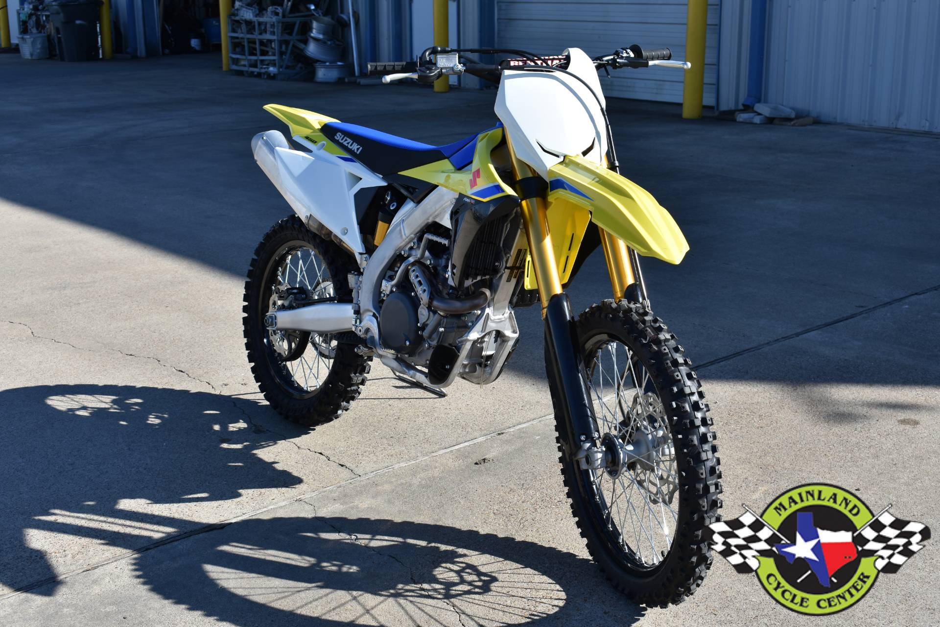 2018 Suzuki RM-Z450 in La Marque, Texas - Photo 3