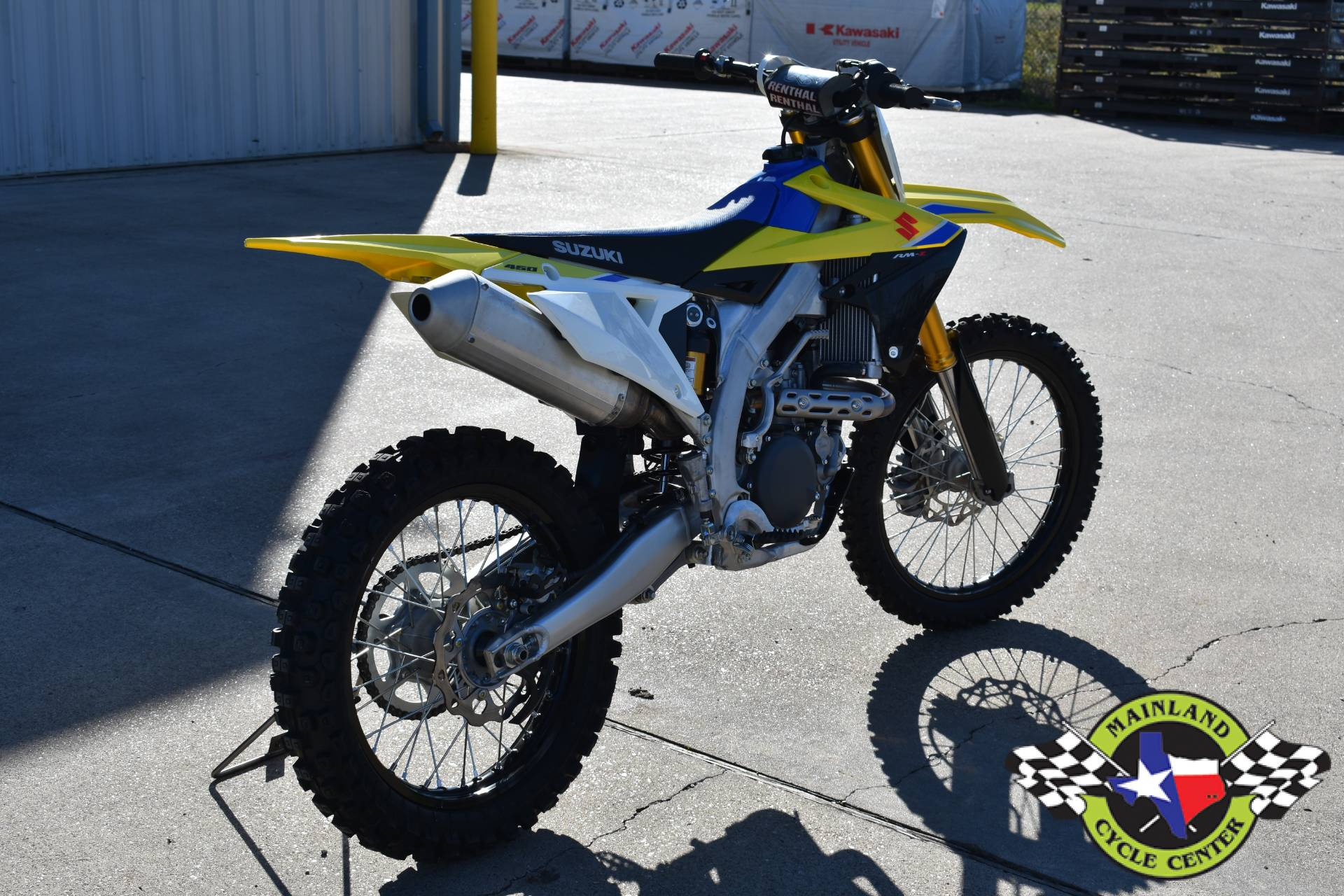 2018 Suzuki RM-Z450 in La Marque, Texas - Photo 4