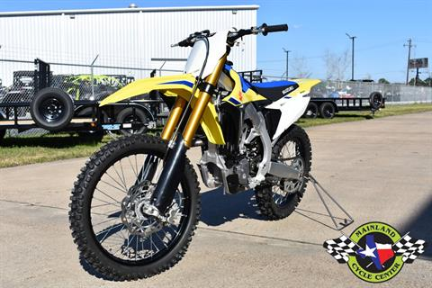 2018 Suzuki RM-Z450 in La Marque, Texas - Photo 6
