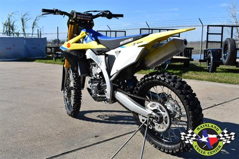 2018 Suzuki RM-Z450 in La Marque, Texas - Photo 7